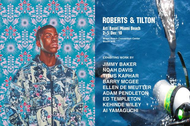 Basel Week Miami 2010: Roberts & Tilton