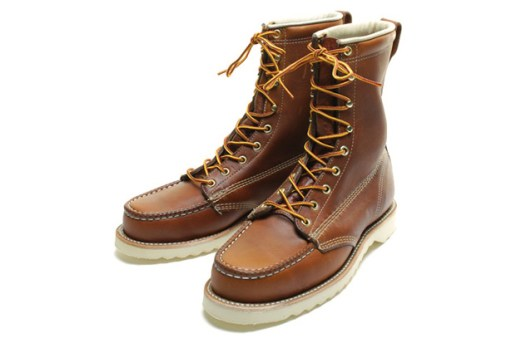 BEAMS PLUS Leather Boot
