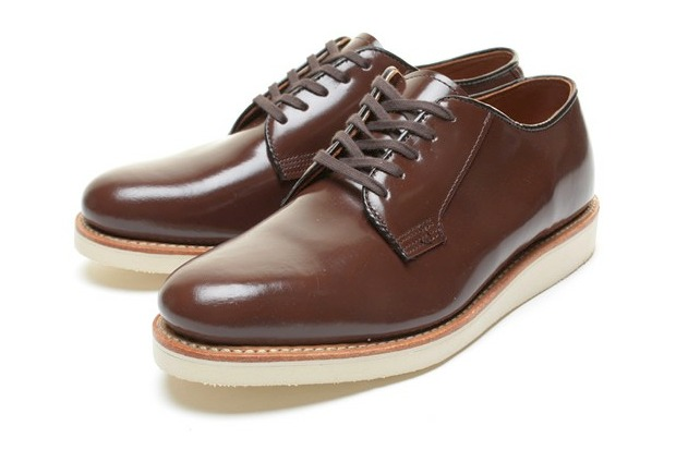 "BEAMS x Cove Shoe Company ""Postman"" Oxford"