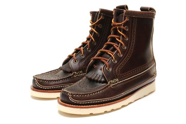 BEAMS x YUKETEN Maine Guide Boot