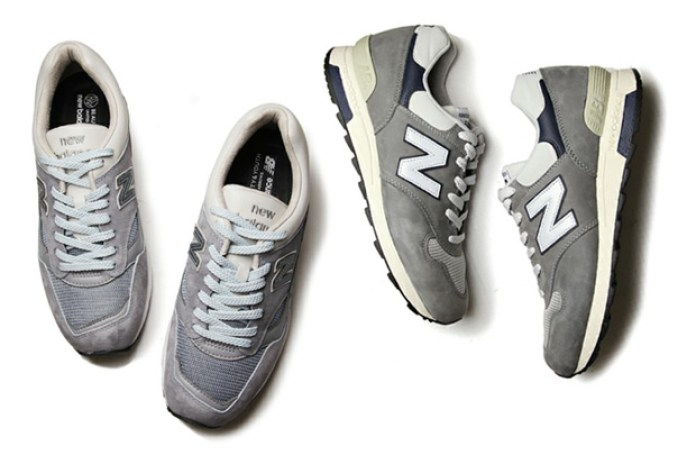Beauty & Youth x New Balance