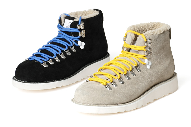 BEDWIN x Diemme Sheepskin Mountain Boot