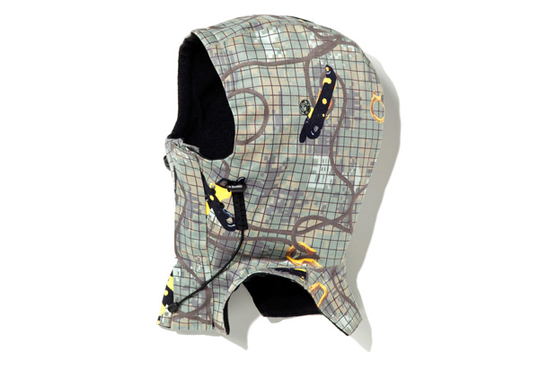 BILLIONAIRE BOYS CLUB CAMO BALACLAVA