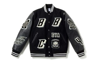 Billionaire Boys Club EVA Varsity Jacket