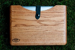 Blackbox Case MacBook Pro Wooden Case