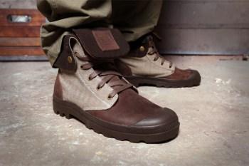 "Bodega x Palladium ""Fisticuffs"" Boots"