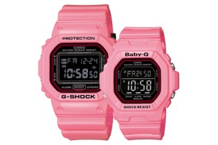 "CASIO G-SHOCK 2010 Christmas ""Lover's"" Collection"