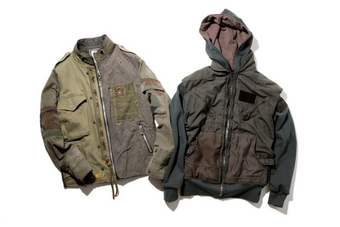 Colur 2010 Fall/Winter Jackets