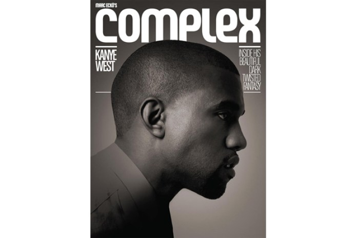 Complex: Kanye West 2011 December/January Issue