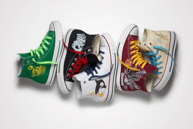 "Converse Chuck Taylor ""Get Your Converse Stuff Inked"" @ Offspring in Selfridges"