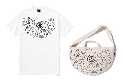 CRASH x Stussy Collection