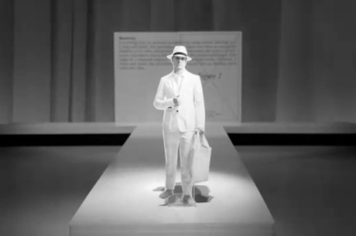 Cy Choi 2011 Spring/Summer Collection Video