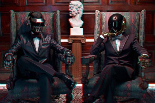 "Dazed & Confused ""ENCORE"" Issue featuring Daft Punk - A Closer Look"
