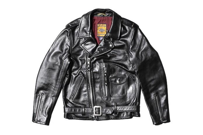 Deluxe x Schott Biker Jacket
