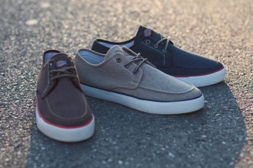 Dickies 2011 Spring/Summer Workhorse Low