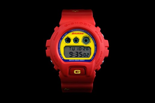 Dickies x Casio G-Shock DW6900