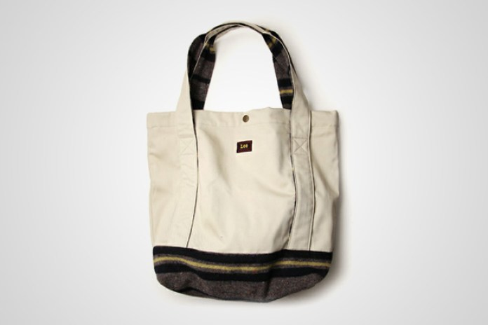 FREAK'S STORE x Lee Tote Bag