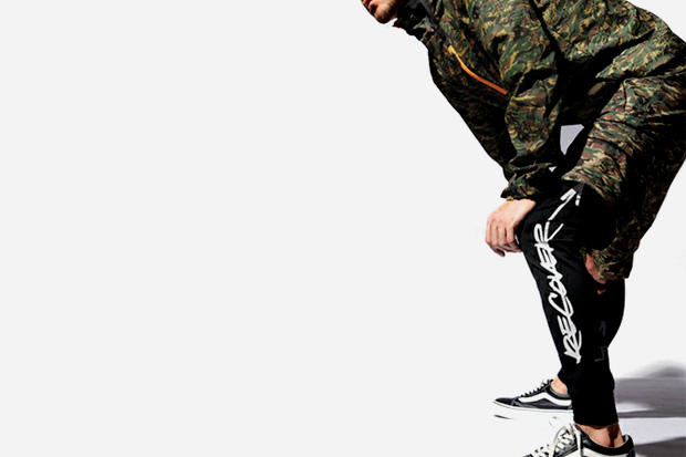 "Futura Laboratories x DESCENTE ""Recover"" Leggings"