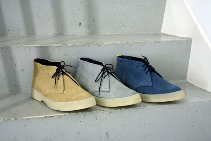 George Cox for oki-ni Chukka Boots