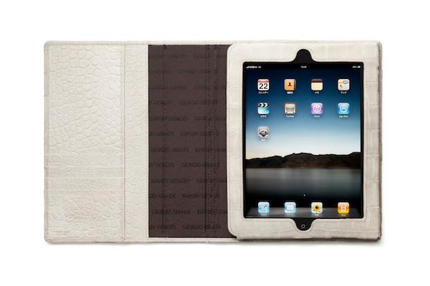 Giorgio Armani x Softbank Apple iPhone & iPad Cases