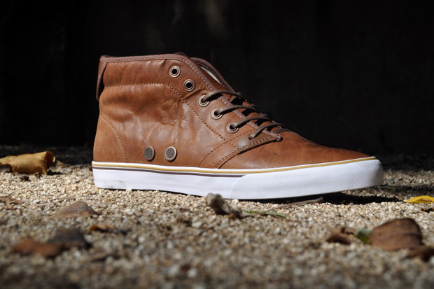 Gravis Leather Slymz Mid