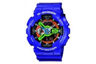Evangelion x Casio G-SHOCK GA-110 Watch