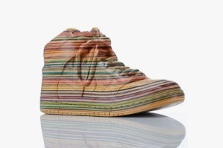 haroshi x Nike Dunk