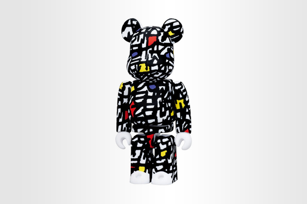 Haze x MEDICOM TOY BEARBRICK Series 21