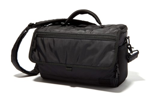 Head Porter Black Beauty Camera Bag