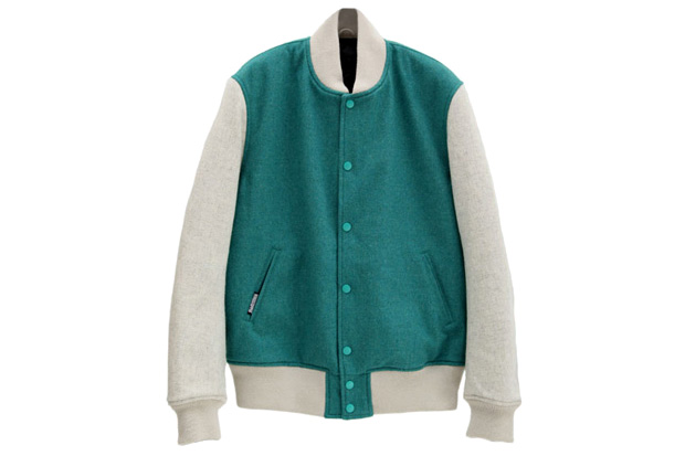 HECTIC Windstopper Varsity Jacket