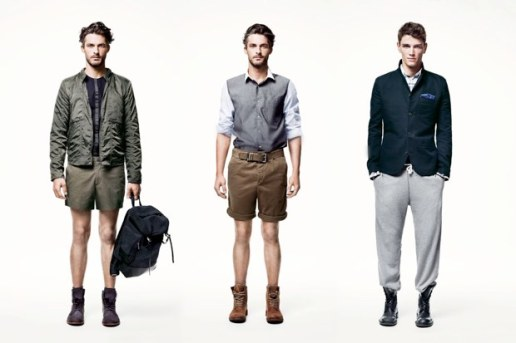 H&M 2011 Spring Lookbook