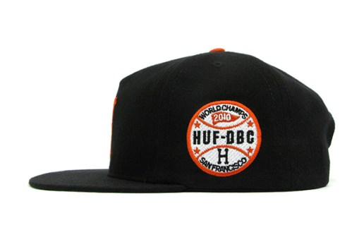 HUF 2010 World Champions Snap-Back Cap
