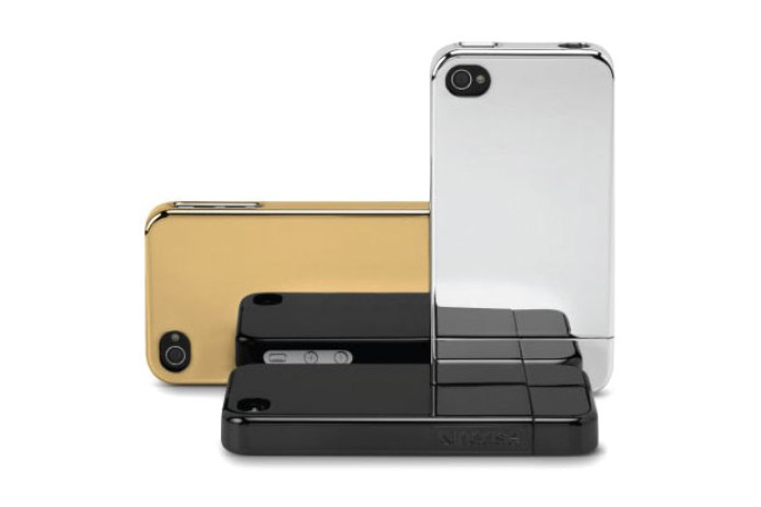 Incase Chrome Slider iPhone 4 Case