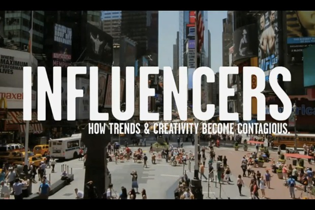 INFLUENCERS: How Trends & Creativity Become Contagious Film