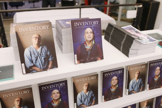 INVENTORY MAGAZINE ISSUE 03 Launch @ Partners & Spade