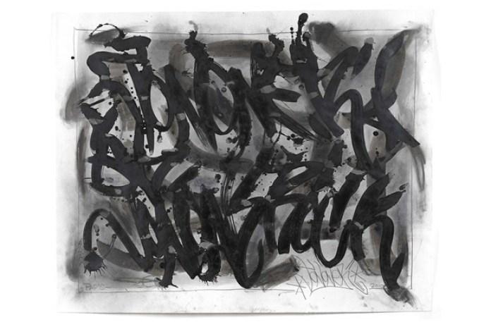 "JonOne ""Abstractions"" Exhibition"