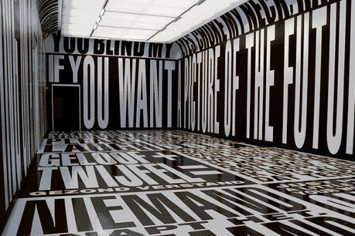 JUXTAPOZ: Shepard Fairey on Barbara Kruger