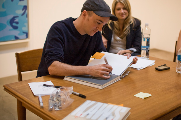 KAWS Book Signing @ Honor Fraser LA Recap