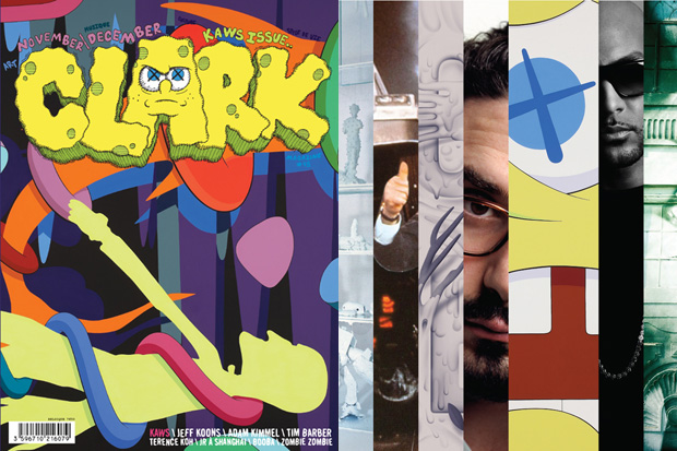 KAWS x Clark Magazine Issue 45