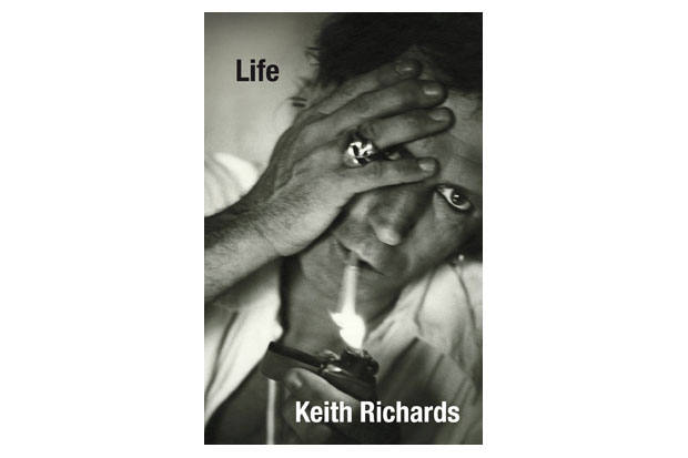 LIFE by Keith Richards Book