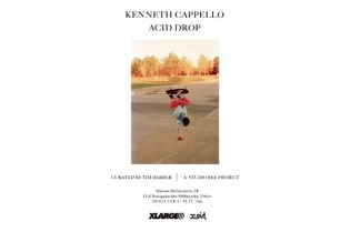 "Kenneth Cappello ""Acid Drop"" Exhibition Curated by Tim Barber"