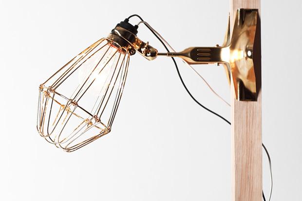 Kyouei Design Reconstruction Lamp