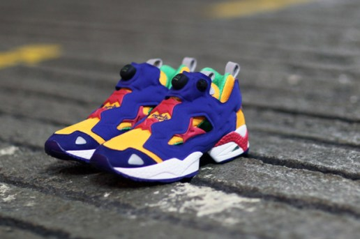 Lane Crawford x Reebok Insta Pump Fury