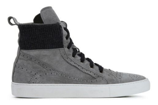 Les Homme Knit Sneakers