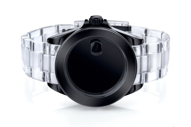 "Levi Maestro ""Infinity Piece"" Watch Black Edition"