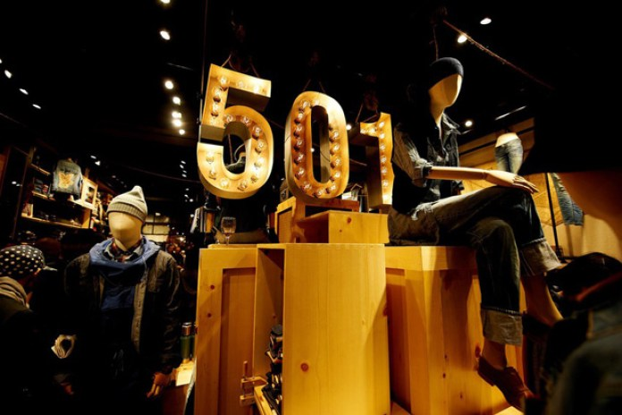 Levi's Meatpacking Concept Store Opening