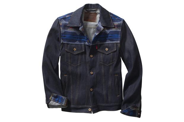 Levi's Workwear by Pendleton Western Trucker