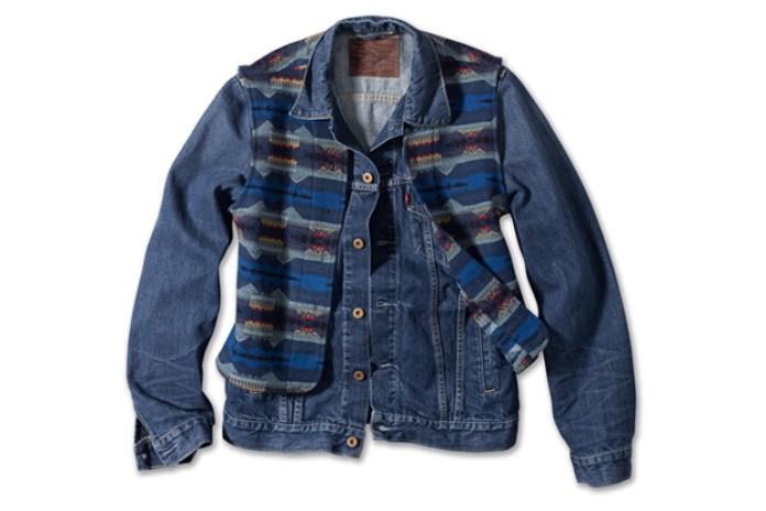 Levi's Workwear by Pendleton Trucker Jacket