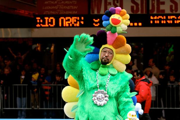 Macy's Annual Thanksgiving Day Parade featuring Takashi Murakami