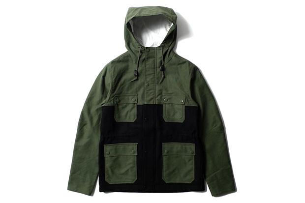 Maiden Noir Wool Mountain Jacket